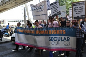 Aggressive Secularism at the Heart of the EU