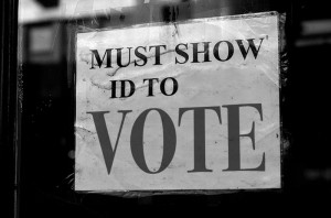 Must Show ID to Vote
