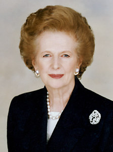 The Legacy of Margaret Thatcher
