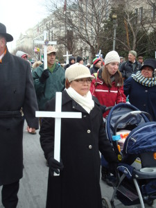 Christians Marching