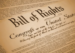 A Lesson in Government Intrusion: Rights Kind of Matter